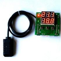Control De Temperatura Y Humedad Para Incubadora.