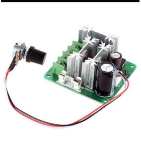 Pwm Controlador De Velocidade Para Motor Dc De 6 A 90v