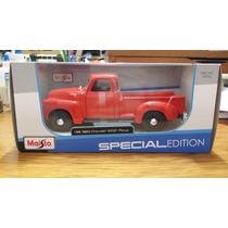 Linda Miniatura Maisto Chevrolet 3100 Pick-up - Vejam A Foto