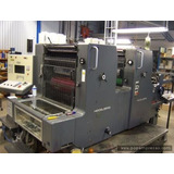 Maquina De Imprenta Heidelberg Moz