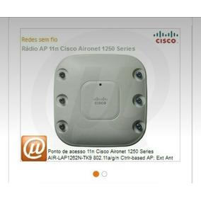 Radio Ap 11n Cisco Aironet 12500 Series Dupla Polaridade.