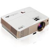 Mini Proyector De Vídeo- Lcd Multimedia Soporte 1080p 720p-