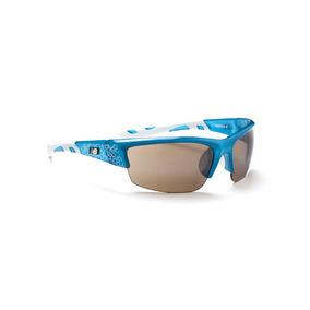 Gafas De Sol New Balance Nb 777-5, Azul Cristal Con Burbu...