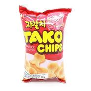 Tako Chips Papas Koreanas Sabor Pulpo Botana