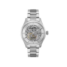 Reloj Kenneth Cole Caballero Automatico Plata Kc15171002