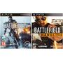 Combo Battlefield4 + Battlefield Hardline Ps3 Digitales
