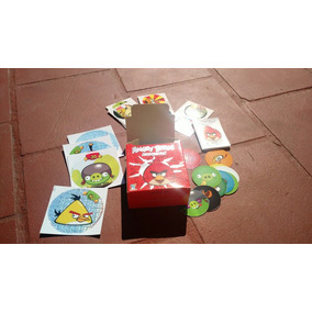Angry Birds Juego De Cartas