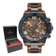 Relógio Technos Masculino Original C/garantia E Nf Os2abo/4m