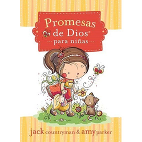 Libro Promesas De Dios Para Niñas - Nuevo