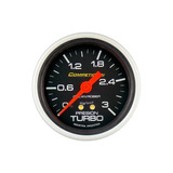 Orlan Rober Manómetro Presión Turbocompetición 60mm 812n30