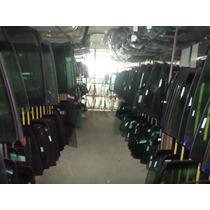 Vidro Vw Golg2/g3/g4 Porta 95/ 2 Portas Verde Esquerdo