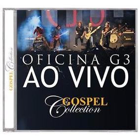 Cd Oficina G3 Gospel Collection Original Lacrado, Dri Vendas