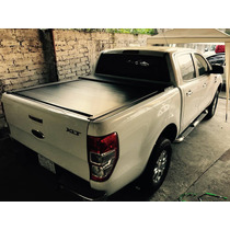 Back Cover Ford Ranger 2017 Cortina Enrollable Para Pick Up