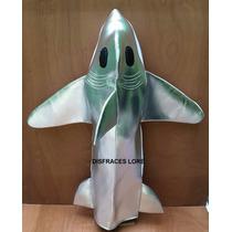 Disfraz De Tiburon Trajes Disfraces Tiburones Primavera Niño