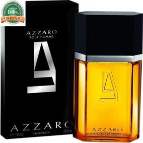 Perfume Masculino Azzaro Pour Homme 100ml Original Ad8009