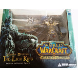 World Of Warcraft The Lich King Arthas Menethil Dc Unlimited