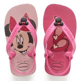 Ojotas Havaianas New Baby Disney Classics Pearl Pink