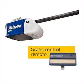 Sistema De Apertura De Garage Chamberlain Power Drive/12msi