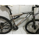 Bicicleta Mountain Bike Astro Modelo Nimble Carbon