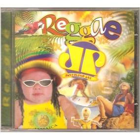 Cd Reggae Jovem Pan - Lucky Dube Tribo De Jah Butch Helemano