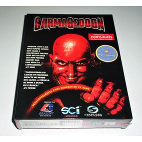 Carmageddon | Pc Mídia Física Original Caixa Lacrada