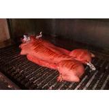 Lechon A La Parrilla Aprox. 11/13 Kg, + Ensalada Rusa 1kg