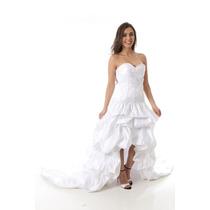 Vestidos De Noiva Importado Calda E Saia Removiveis