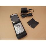 Motorola V3i Preto Desbloqueado Slot Microsd - Com Defeito