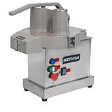 Processador De Alimentos Industrial Metvisa C/ 6 Discos
