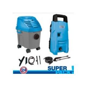 Pack Super! ¦ Aspiradora + Hidrolavadora ¦ Gamma G2299ar