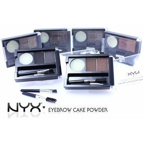 Nyx Eyebrow Cake Powder - Duo Para Sobrancelhas - Original
