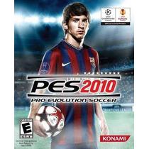 Pes 2010 ,2011 E 2012 Ps2 (3 Jogos Único Preço)
