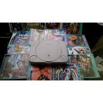 Playstation 1 Con Mandos 6 Juegos Y Memory Card