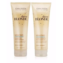John Frieda Sheer Blonde Shampoo & Condicionador Loiro - Kit