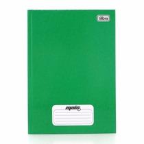 Caderno Brochurão Verde 96fls Mais C/ Pauta 05 Und. Tilibra