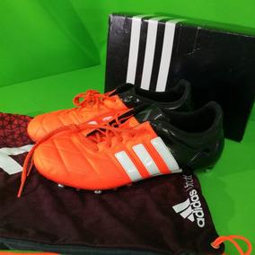sports shoes 2dd03 5149e adidas Ace 15.1 Profesionales Tachones De Metal Envio Gratis