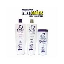 Force De Frizz Escova Semi Definitiva + Botox 1 Kg Promoção!