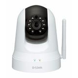 Câmera Ip D-link Dcs-5020l Repetidor Wi-fi Ptz Infravermelho