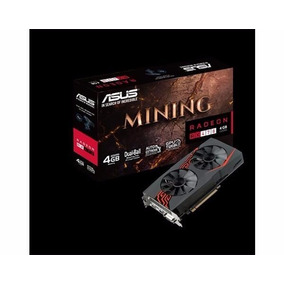 Placa De Video Asus Radeon Rx 470 4gb Mining