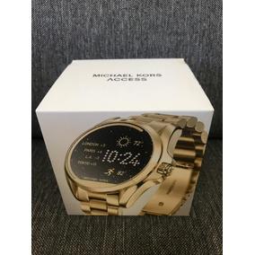 Smartwatch Michael Kors Access Dorado Nuevo Envío Gratis