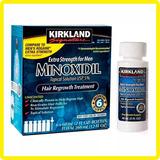 Mino-xidil 5% X1 Frasco 60ml Barba Cabello Ceja Original