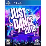 Just Dance 2018 Juego Digital Ps4 Envio Inmediato Oferta!