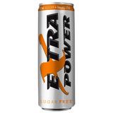 Energético Sugar Free Lata 270ml 6 Unidades - Extra Power