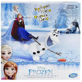 Jogo Frozen Quebrando O Gelo - B4643 - Hasbro