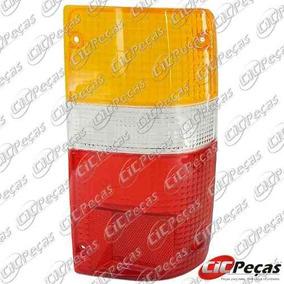 Lente Lanterna Traseira Lado Direito Hilux 2.8 (92/01)