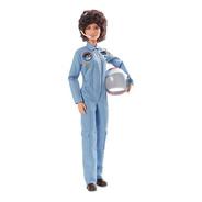 Boneca Barbie Collector Sally Ride Astronauta Articulad 2019