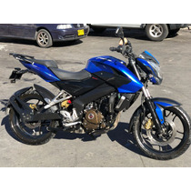 Pulsar 200 Ns Azul 2015 Negociable