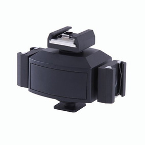 Movo Photo Hva30 Video Accessory Triple Shoe Bracket For Lig