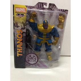 Figura Thanos Marvel Select Avengers Universe 100% Nuevo