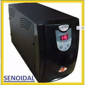 Nobreak Ragtech Apc Sms 3200va Senoidal Engate Bat. Externa
